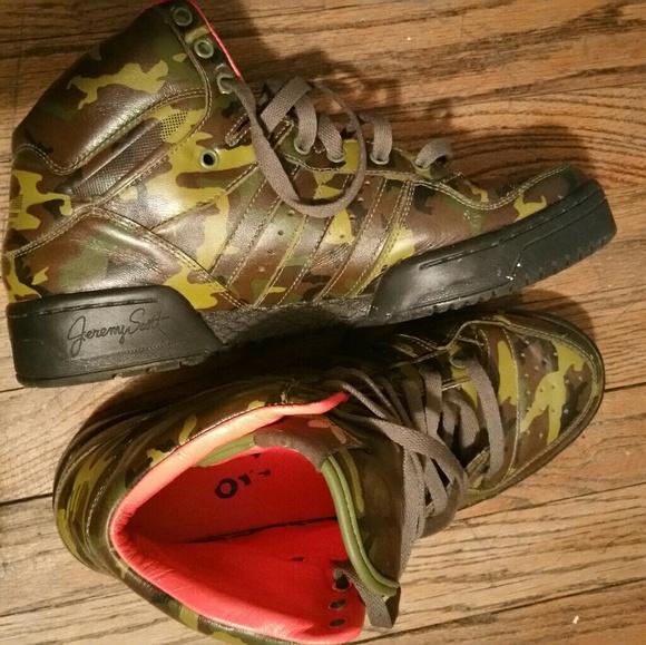86733db85c72 Jeremy Scott x Adidas Other - Jeremy scott army wings